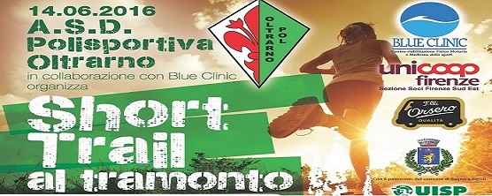 Short trail al tramonto 14 giugno 2016 - Blue clinic firenze bagno a ripoli ...